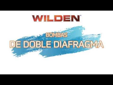 Bombas de doble diafragma