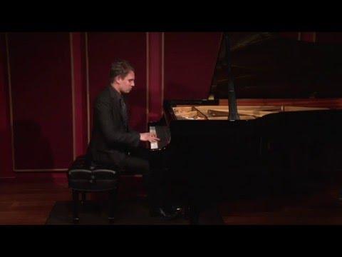 Performance of Johannes Brahms' Seven Fantasies, Op. 116