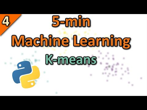 K-means in Python | Elbow and Silhouette | Jupyter notebook |