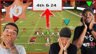 4TH & IMPOSSIBLE! We Need This Play To Work Or We LOSE! (Madden 20 Superstar KO Mode)