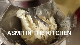 Baking - How To Make Pound Cake                                                 ASMR In The Kitchen
