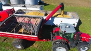 V-Series Single Auger Grain Cart Features
