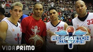 Bryant Myers, Arcangel, Pusho, Anonimus y Mas en el Reggaeton All Star Game (Ponce 2016)