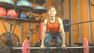 Fitness and Fun Upper Body Barbell Workout