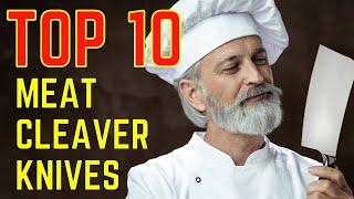 ✅10 Best Meat Cleaver Knife on Amazon | Best Meat Cleaver Review | Meat Cleaver Knifes