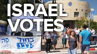 Will Israelis Form Unity Gov't or Could They Go to Polls for Third Time? 9/20/19