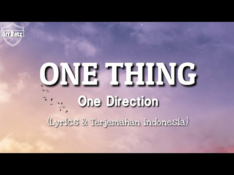 Download One Direction One Thing Lyrics Hd Video 3GP Mp4 FLV HD Mp3
