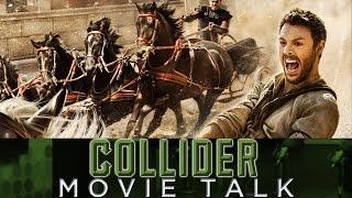 Collider Movie Talk  New Ben Hur Trailer First Full Petes Dragon Trailer