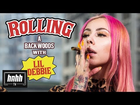 420 Prep: How to Roll a Backwoods & Smoke Session Advice with Lil Debbie (HNHH)