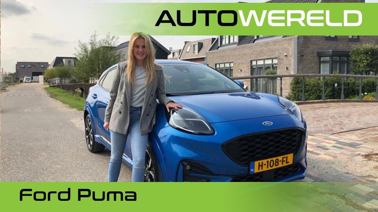 Ford Puma met Stéphane Kox