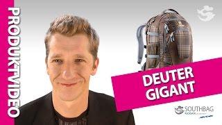 Deuter Rucksack Gigant - Produktvideo