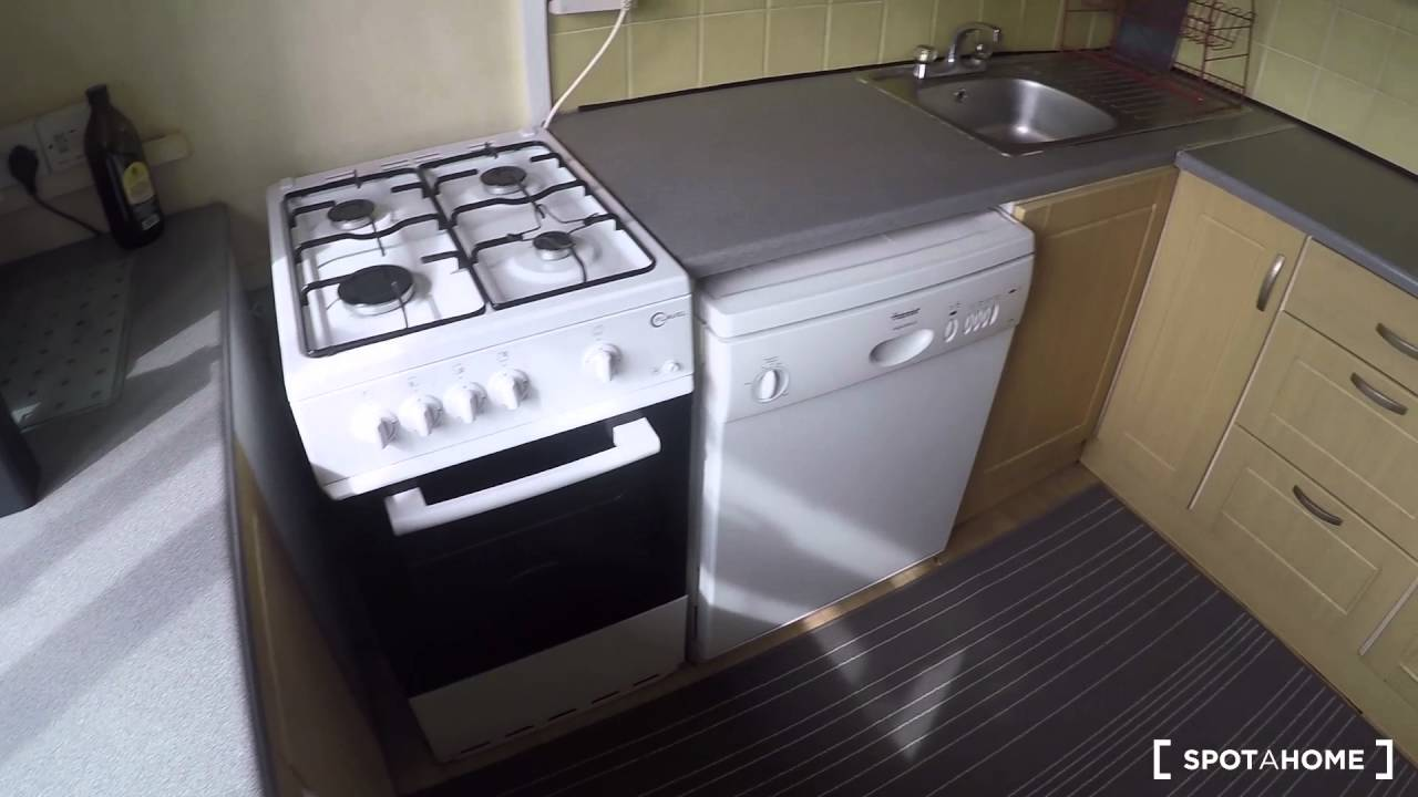 2-bedroom apartment for rent in convenient location