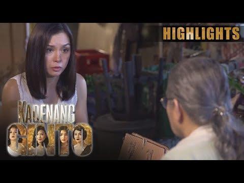 Romina, naunahan si Daniela sa kanilang testigo | Kadenang Ginto