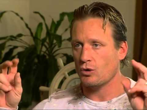 Chris Myers interviews Jeremy Roenick on CMI