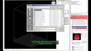 Catalyst software for the Dimension Elite 3D Thermoplastic Modeller