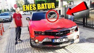 ENES BATUR 'UN EVİNE GİTTİM (CAMARO SS)