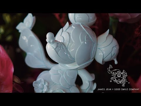 JAMES JEAN × GOOD SMILE COMPANY「米奇 & 米妮 90週年紀念雕像」宣傳 PV