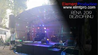 Video Osvětlování - kapela bezKOFEINu - #2