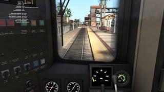 Train Simulator 2016 HD: Operating Metrolink Trains 633 & 632 Between Laguna Niguel & Fullerton