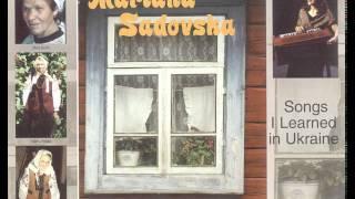 Мар'яна Садовська - Бурлацька / Mariana Sadovska - Burlatska (The wanderer
