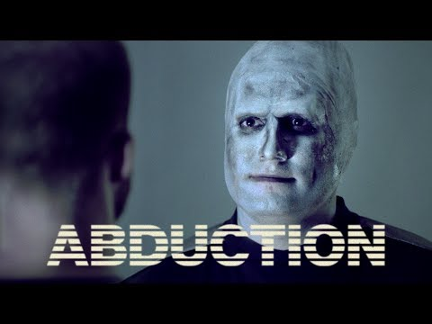 So, this your first abduction?