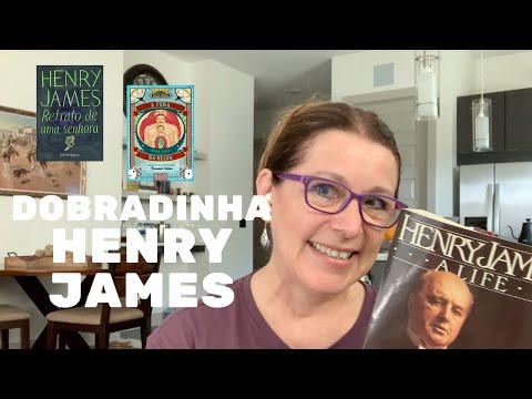 Dobradinha Henry James: A Fera na Selva e Retrato de uma Senhora