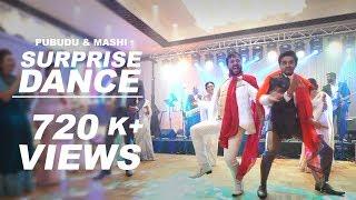 Pubudu and Mashi Wedding | Sri lankan Popular Actors & Actresses | Surprise Dance