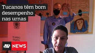 'Eleitor optou pela moderação do centro', afirma presidente do PSDB Bruno Araújo