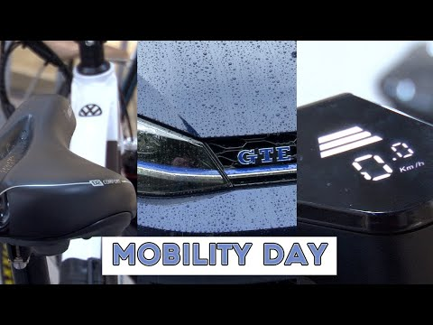 Volkswagen proporciona o Mobility Day a seus funcionários
