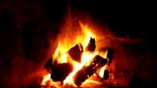 PARA DORMIR JUNTO AL FUEGO !!! 2 HORAS - FIREPLACE CHIMENEAS ON LINE SIN MUSICA !!!