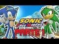Sonic Free Riders Modo Historia Parte 1 Espa ol Hd Team