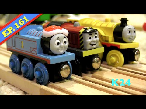 Holly Jolly Molly | Thomas & Friends Wooden Railway Adventures | Episode 161