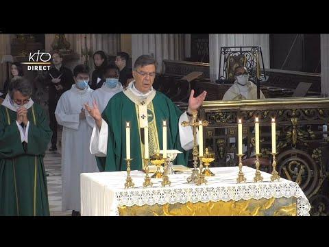 Messe du 13 juin 2021 à Saint-Germain-l'Auxerrois
