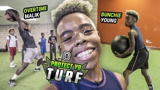 "12 Year Old Bunchie Young Goes Through INSANE WORKOUT! ""That's Why They Call You YOUNG PHENOM."""