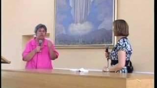 Marja - Medjugorje testimonianza (parte2)