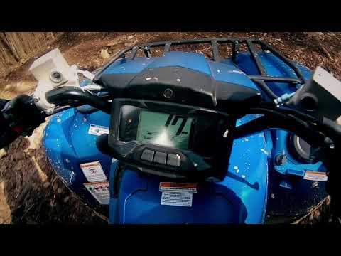2022 Yamaha Grizzly EPS XT-R in Saint George, Utah - Video 6