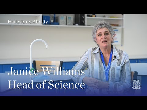 Janice Williams | Head of Science