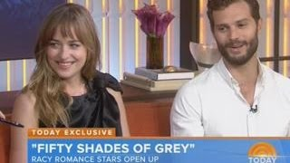 'Fifty Shades of Grey' Stars Admit What It's Really Like movieing Those Racy Sex Scenes