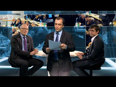 Le Pape au Parlement européen, l'intervention en Irak et l'actu de la semaine