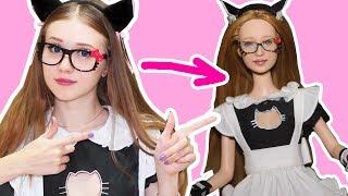 ЛЮДИ КУКЛЫ! Одна в мире такая ООАК Кукла Долиш Фокс обзор куклы Dollish Fox