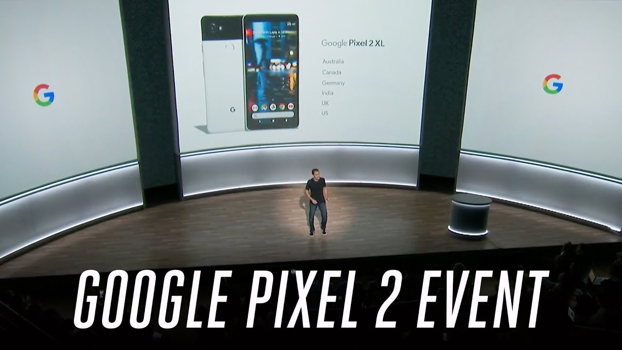 Google Pixel 2 event in 19 minutes thumbnail