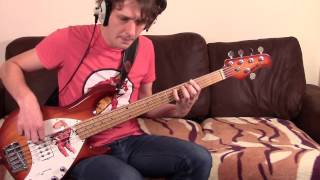 Scooby snacks - Fun lovin' criminals - Bass cover