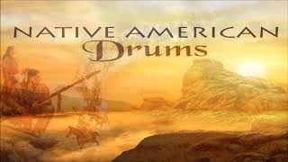 Native American Drums 2 Hours   Royalty Free Music by Kevin MacLeod