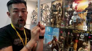 Calvin's Custom @ B.O.A.T, ACGHK2018 interviewed by Brothers Hobby
