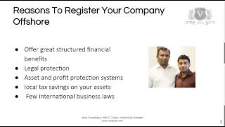 Offshore Company Protection
