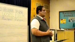 Gospel Forum 3/20/2011