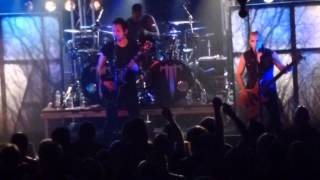 Trivium - Drowned And Torn Asunder - Live @ Piere's 5/19/2012, Ft. Wayne, Indiana