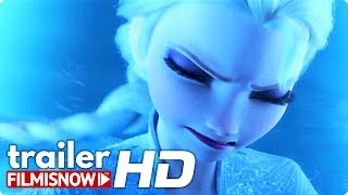 """FROZEN 2 Trailer TV """"Anna and Elsa make a promise"""" (2019) Disney Animated Movie"""