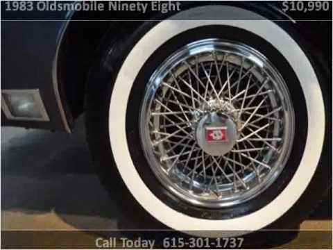 1983 Oldsmobile 98 for Sale - CC-914300