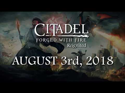 Citadel: Forged with Fire Reignited Teaser Trailer